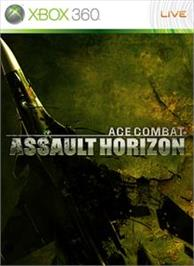 Box cover for ASSAULTHORIZON on the Microsoft Xbox 360.