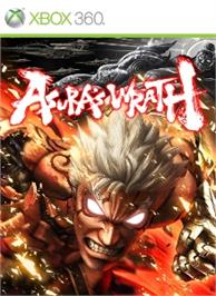 Box cover for ASURA'S WRATH on the Microsoft Xbox 360.