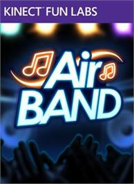 Box cover for Air Band on the Microsoft Xbox 360.