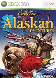 Box cover for Alaskan Adventures on the Microsoft Xbox 360.