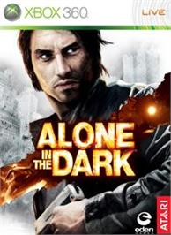 Box cover for Alone In The Dark on the Microsoft Xbox 360.