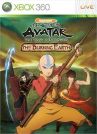 Box cover for Avatar: TLA: TBE on the Microsoft Xbox 360.