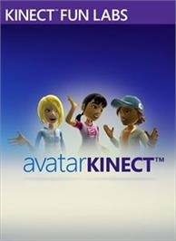 Box cover for Avatar Kinect on the Microsoft Xbox 360.