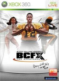 Box cover for BCFx-Doug Williams Ed. on the Microsoft Xbox 360.