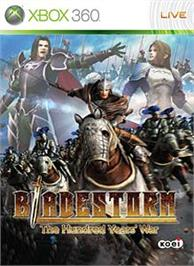 Box cover for BLADESTORM on the Microsoft Xbox 360.