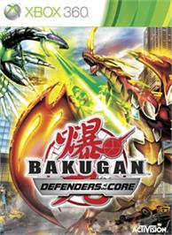 Box cover for Bakugan: DOTC on the Microsoft Xbox 360.