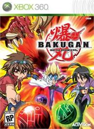 Box cover for Bakugan on the Microsoft Xbox 360.