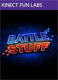 Box cover for Battle Stuff on the Microsoft Xbox 360.