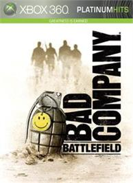 Box cover for Battlefield: Bad Co. on the Microsoft Xbox 360.