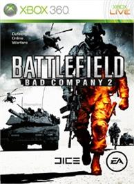 Box cover for Battlefield: Bad Co. 2 on the Microsoft Xbox 360.