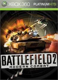 Box cover for Battlefield 2: MC on the Microsoft Xbox 360.