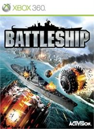 Box cover for Battleship on the Microsoft Xbox 360.