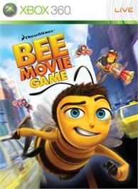 Box cover for Bee Movie Game on the Microsoft Xbox 360.