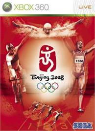 Box cover for Beijing 2008 on the Microsoft Xbox 360.