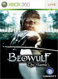 Box cover for Beowulf on the Microsoft Xbox 360.