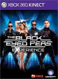 Box cover for Black Eyed Peas Experience on the Microsoft Xbox 360.