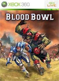 Box cover for Blood Bowl on the Microsoft Xbox 360.