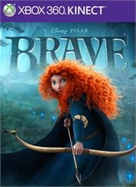 Box cover for Brave: The Video Game on the Microsoft Xbox 360.