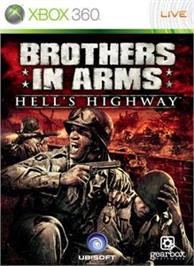 Box cover for Brothers in Arms: HH on the Microsoft Xbox 360.