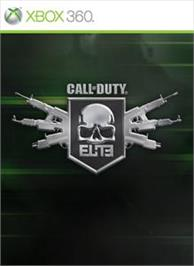 Box cover for Call of Duty® ELITE on the Microsoft Xbox 360.