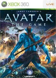 Box cover for Cameron's Avatar on the Microsoft Xbox 360.
