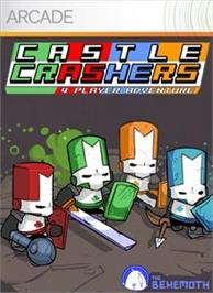 Box cover for Castle Crashers on the Microsoft Xbox 360.