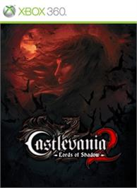 Box cover for Castlevania: LoS 2 on the Microsoft Xbox 360.