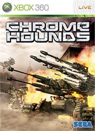 Box cover for Chromehounds on the Microsoft Xbox 360.