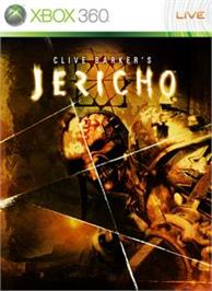 Box cover for Clive Barker's Jericho on the Microsoft Xbox 360.