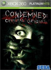 Box cover for Condemned on the Microsoft Xbox 360.