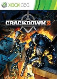 Box cover for Crackdown 2 on the Microsoft Xbox 360.