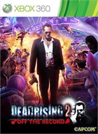 Box cover for DEAD RISING 2 OFF THE RECORD on the Microsoft Xbox 360.