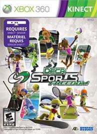 Box cover for DECA SPORTS FREEDOM on the Microsoft Xbox 360.