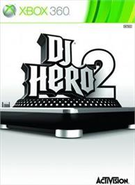 Box cover for DJ Hero® 2 on the Microsoft Xbox 360.