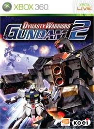 Box cover for DW: GUNDAM 2 on the Microsoft Xbox 360.