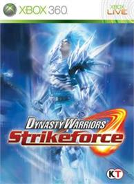 Box cover for DW: Strikeforce on the Microsoft Xbox 360.