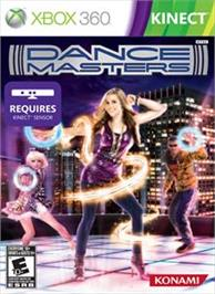 Box cover for DanceMasters on the Microsoft Xbox 360.
