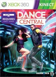 Box cover for Dance Central on the Microsoft Xbox 360.