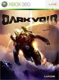Box cover for Dark Void on the Microsoft Xbox 360.