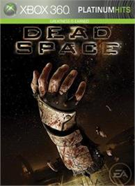 Box cover for Dead Space on the Microsoft Xbox 360.