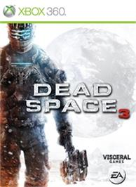 Box cover for Dead Space  3 on the Microsoft Xbox 360.