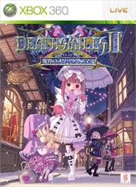 Box cover for DeathSmiles2 X on the Microsoft Xbox 360.