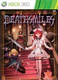 Box cover for Deathsmiles on the Microsoft Xbox 360.