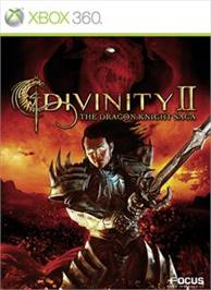 Box cover for Divinity II - DKS on the Microsoft Xbox 360.