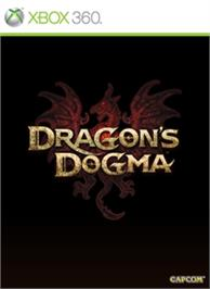 Box cover for Dragon's Dogma on the Microsoft Xbox 360.