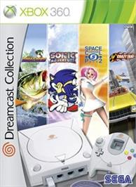 Box cover for Dreamcast Collection on the Microsoft Xbox 360.