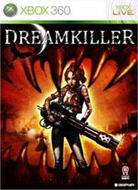 Box cover for Dreamkiller on the Microsoft Xbox 360.