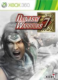 Box cover for Dynasty Warriors 7 on the Microsoft Xbox 360.