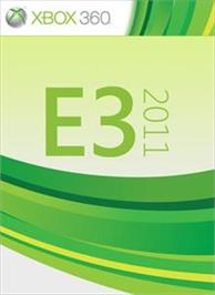 Box cover for E3 2011 on the Microsoft Xbox 360.
