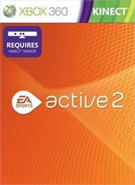Box cover for EA SPORTS Active 2 on the Microsoft Xbox 360.